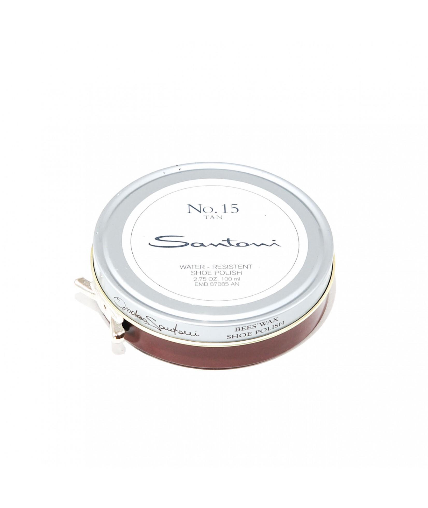 Santoni 蜂蜡鞋油 (干邑鞋油)