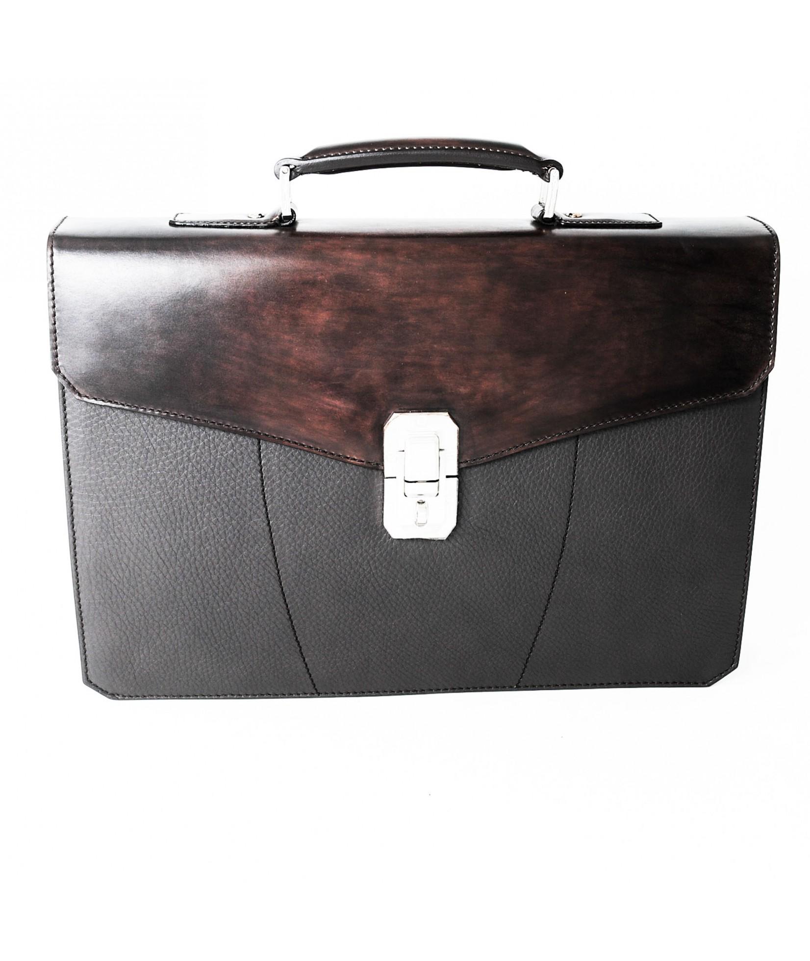 Santoni 办公室袋棕色 T50 (28098)