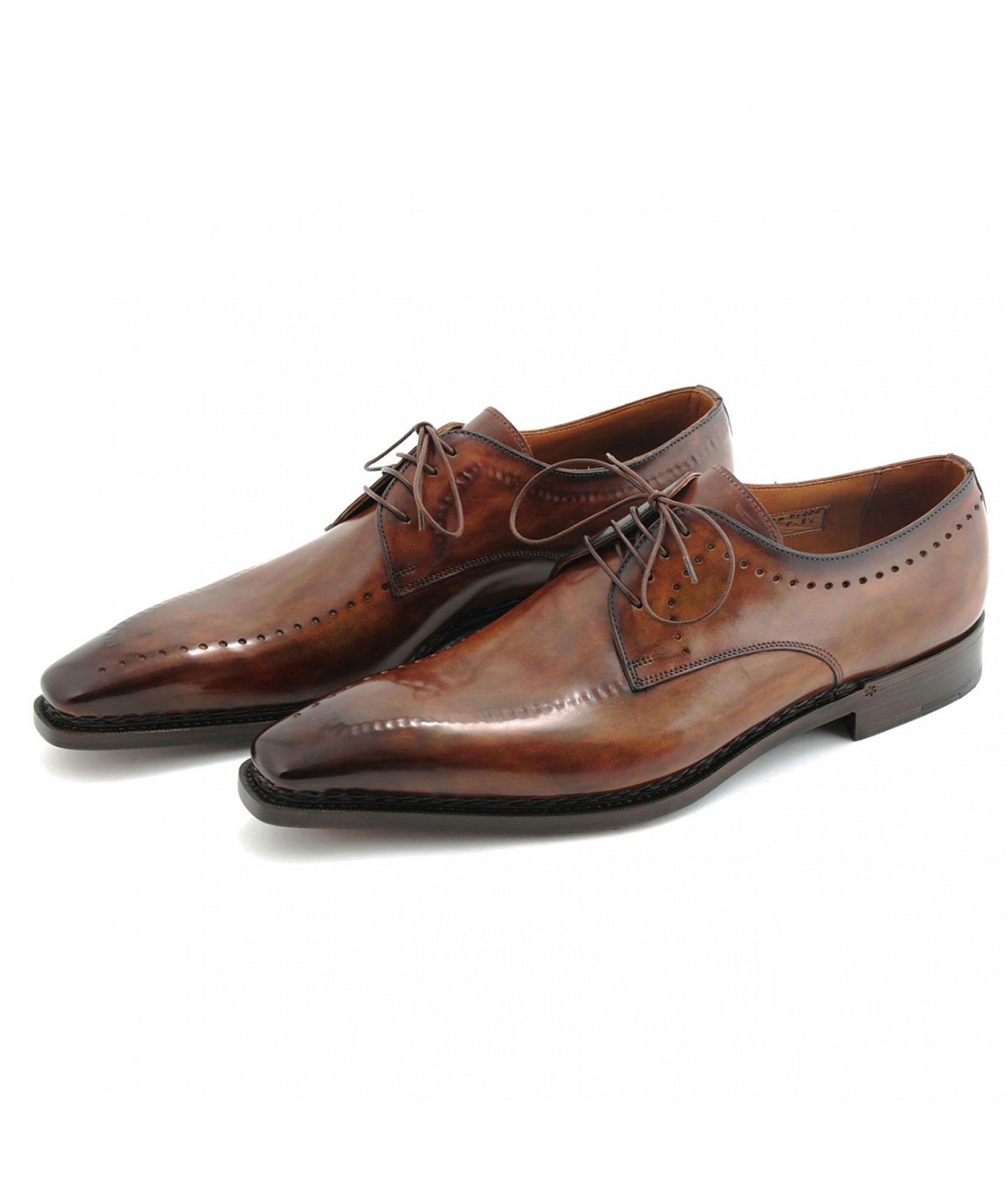 Santoni Tiesto限量版皮鞋 (19980)