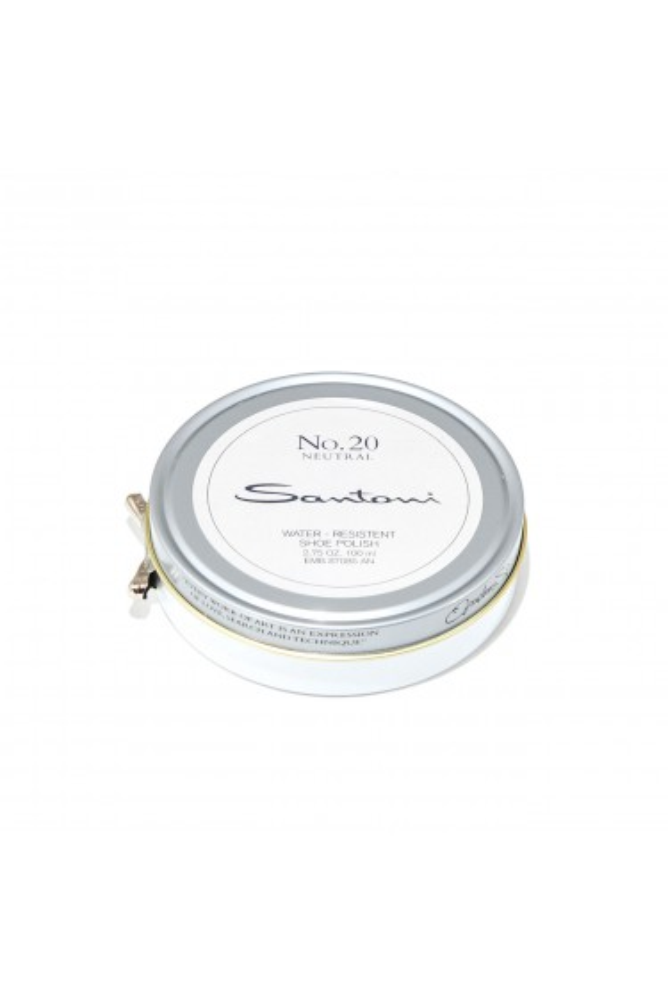 Santoni 蜂蜡鞋油 (自然)